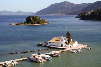 Eilandhoppen op Maat: 10-daagse reis Corfu - Paxos - Lefkas