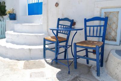 Eilandhoppen Cycladen