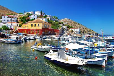 Eilandhoppen op Maat: 12-daagse reis Poros - Hydra - Spetses - Athene