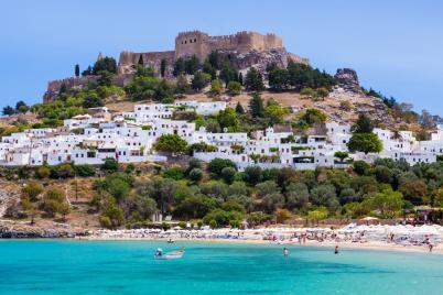 Eilandhoppen op Maat: 12-daagse reis Rhodos - Symi - Kos