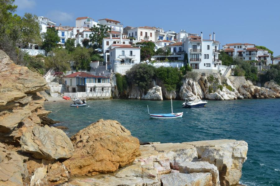 Eilandhoppen Skopelos - Alonissos - Skiathos