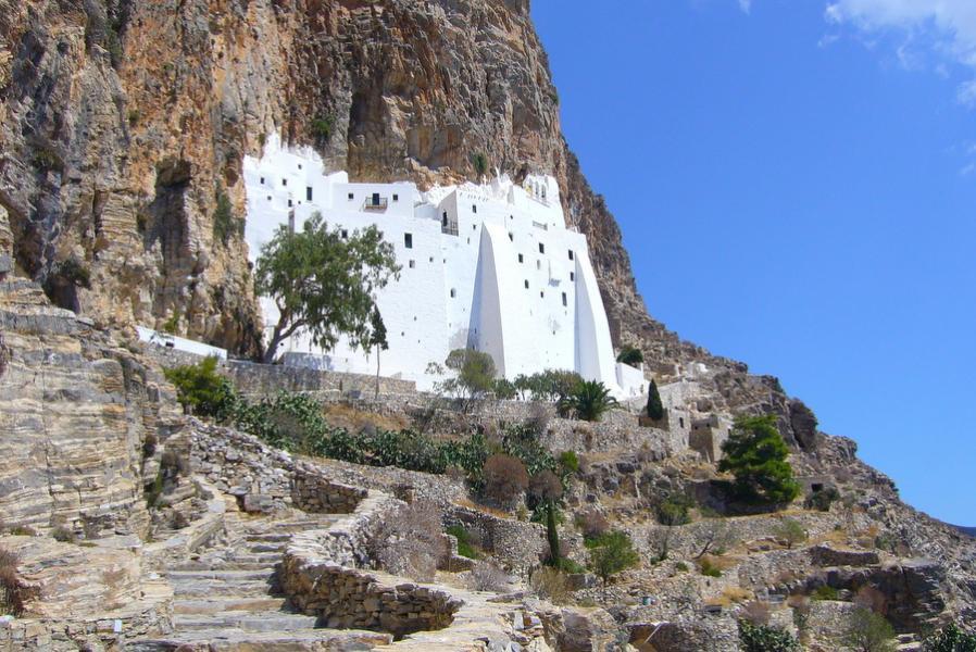 EchtIerland: 15-daagse reis Athene - Paros - Amorgos - Naxos - Santorini
