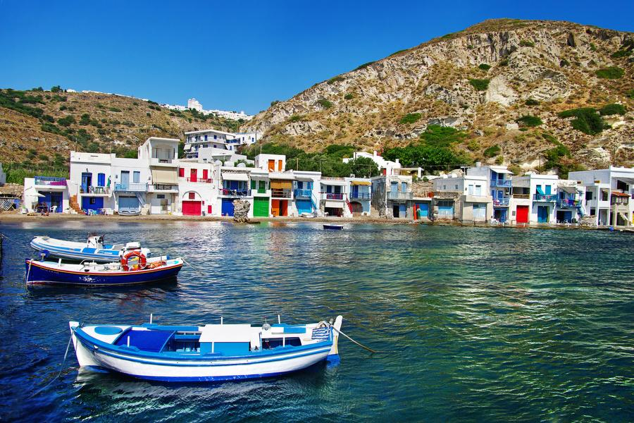 EchtIerland: 15-daagse reis Athene - Sifnos - Milos - Folegandros - Santorini