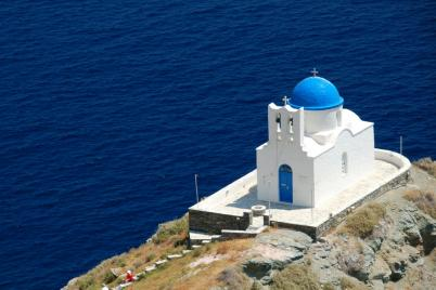 Eilandhoppen op Maat: 16-daagse reis Athene - Sifnos - Milos - Folegandros - Paros