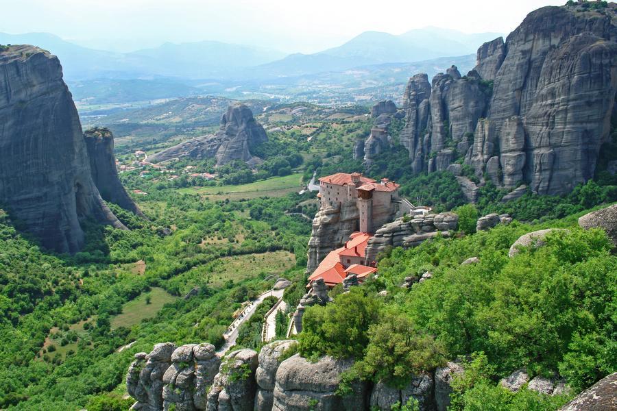 18-daagse rondreis Athene-Delphi-Meteora-Lefkas-Kefalonia-Olympia-Nafplion
