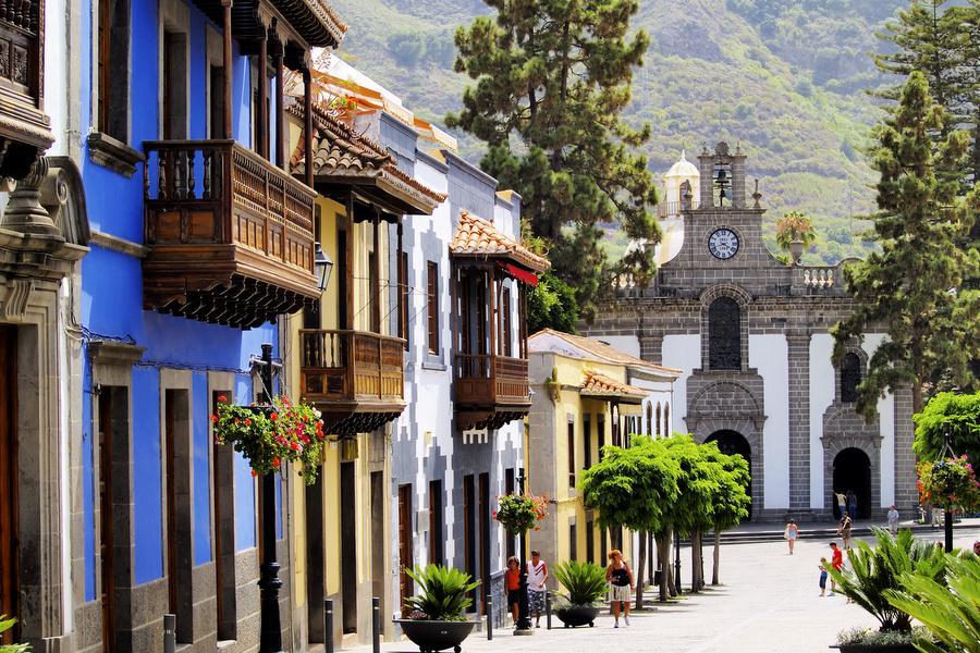 EchtIerland: 22-daagse reis Gran Canaria - Tenerife - La Gomera - La Palma