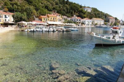 Hoppen Ionische eilanden