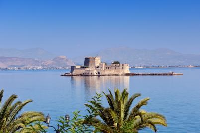 Eilandhoppen op Maat: 8-daagse reis Athene - Delphi - Olympia - Nafplion