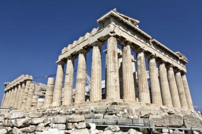 Citytrip Athene